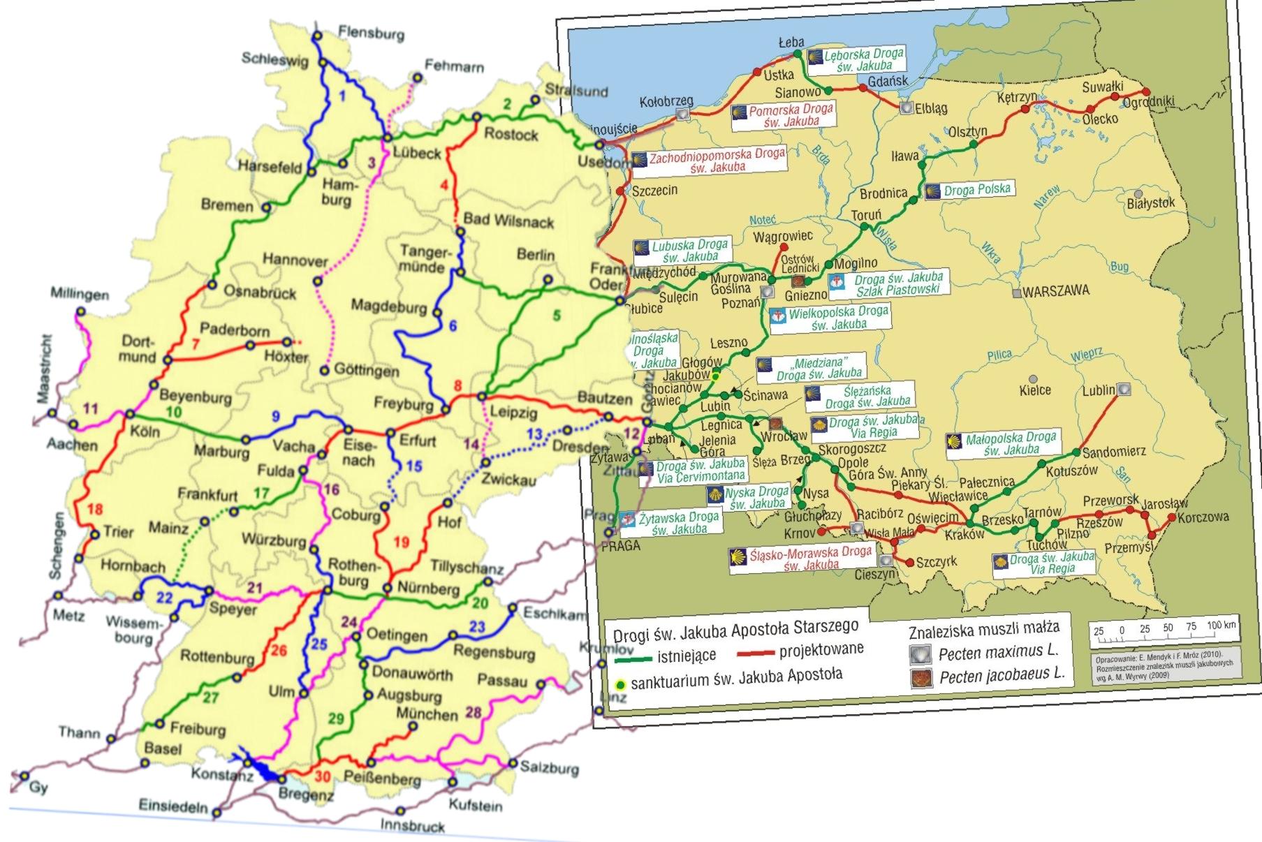 Camino De Santiago Forum Tylko Rowerem Z Polski Do Santiago